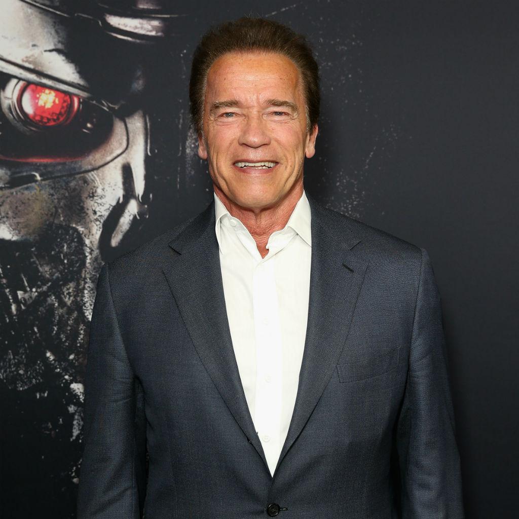 Bild von Arnold Schwarzenegger