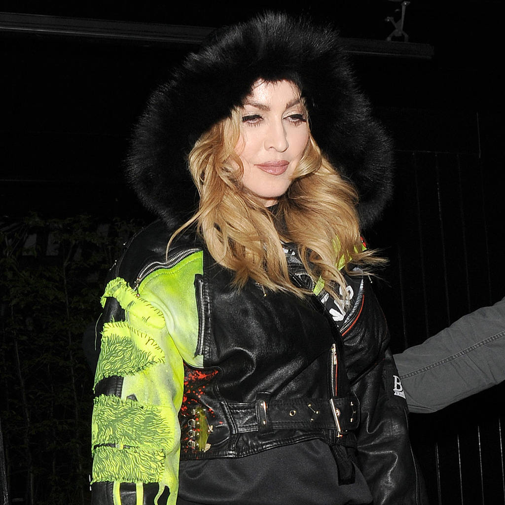 Bild von Madonna
