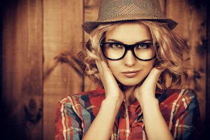 Schminktipps für Brillen-Trägerinnen