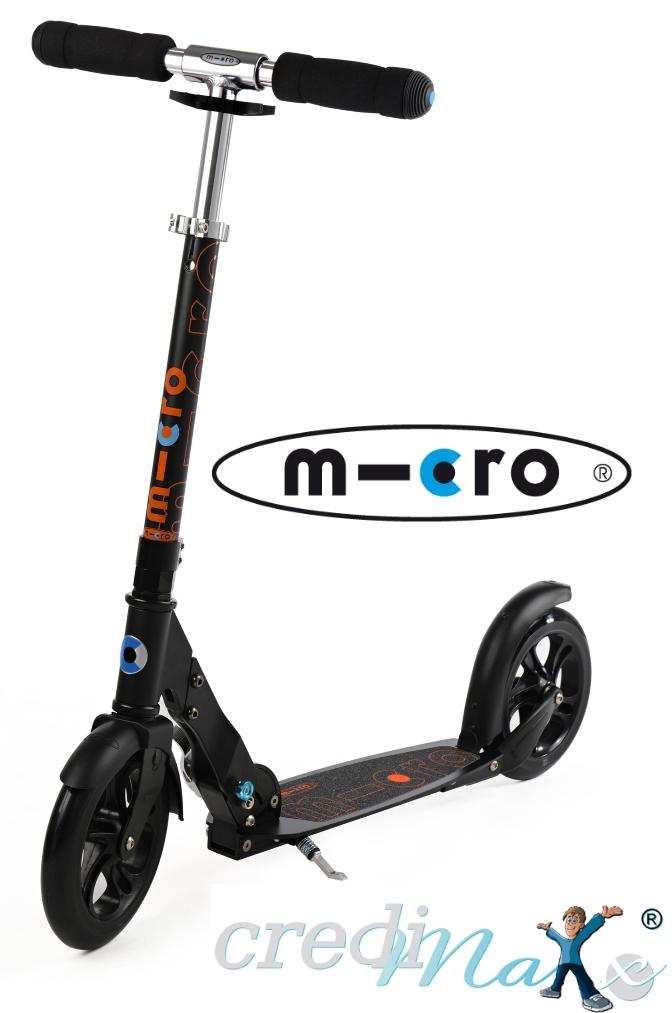 Mit CrediMaxx zwei super praktische Scooter von Micro Mobility gewinnen!