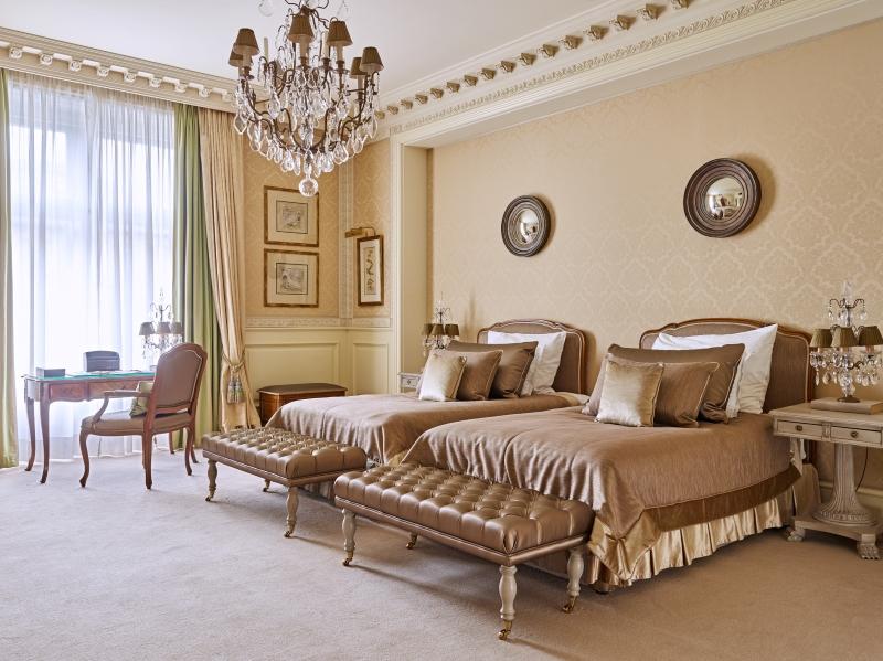 : Das Grand Hotel Wien verbindet eine noble Ausstattung mit bestem Service und exzellenter Gastronomie wie kaum ein anderes Hotel.