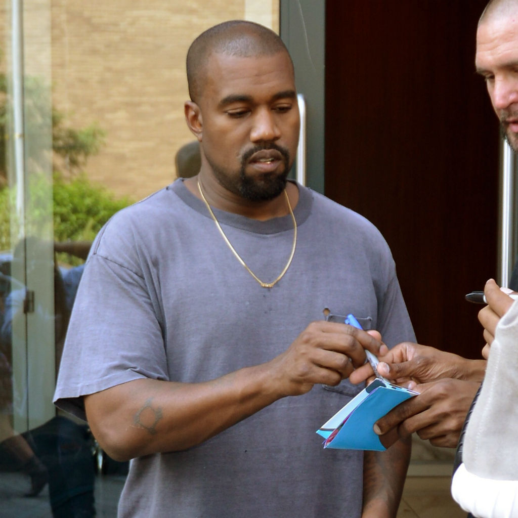 Bild von Kanye West