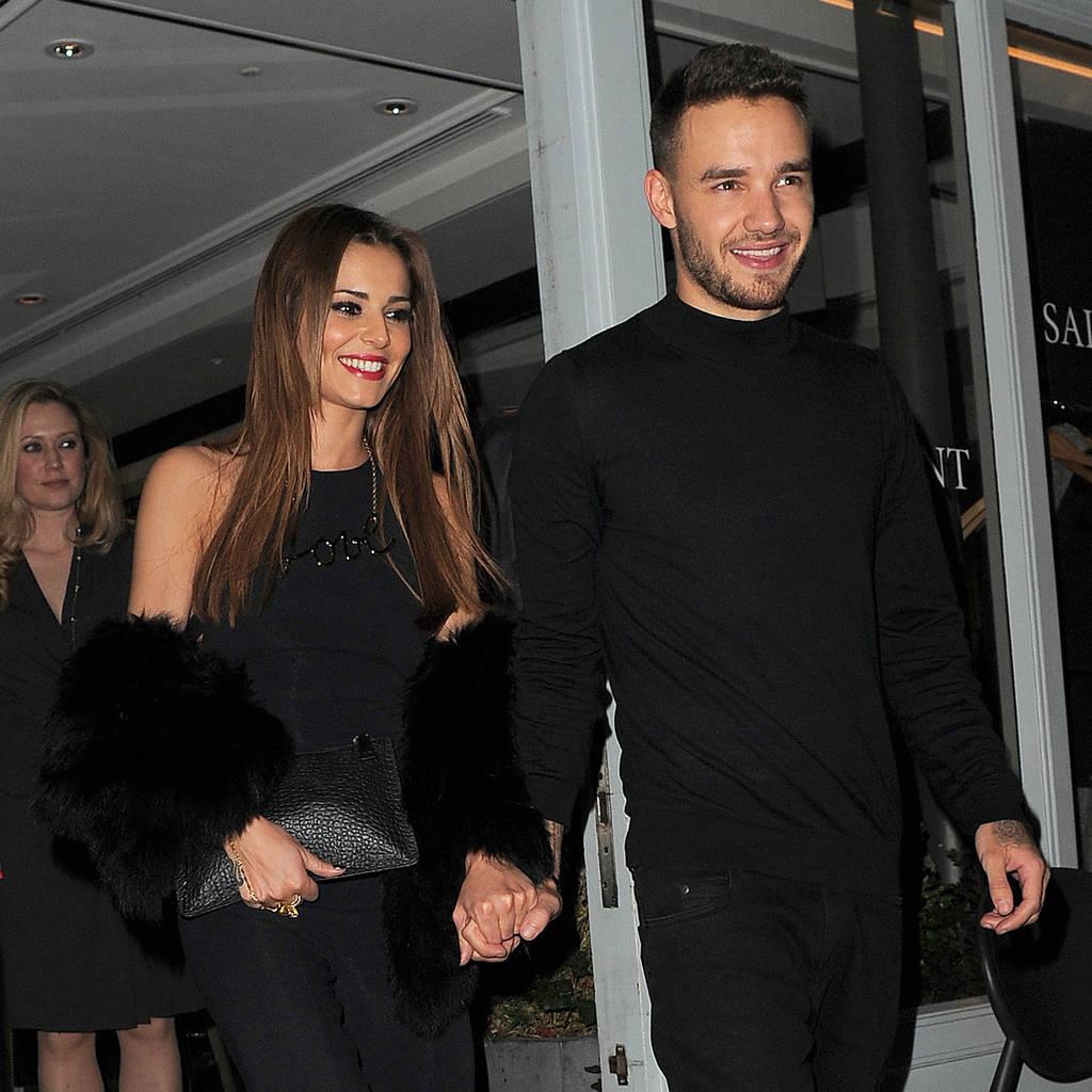 Bild von Liam Payne und Cheryl