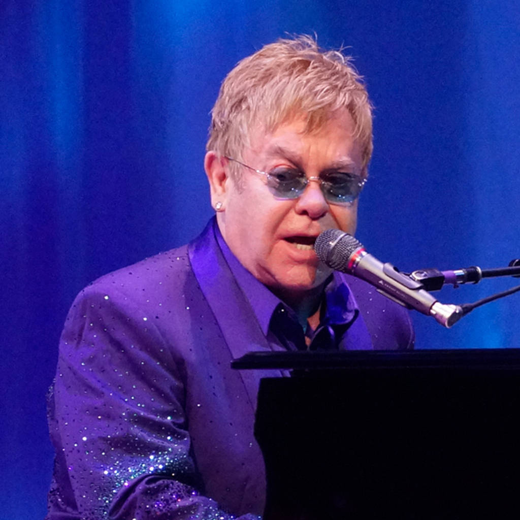 Bild von Elton John