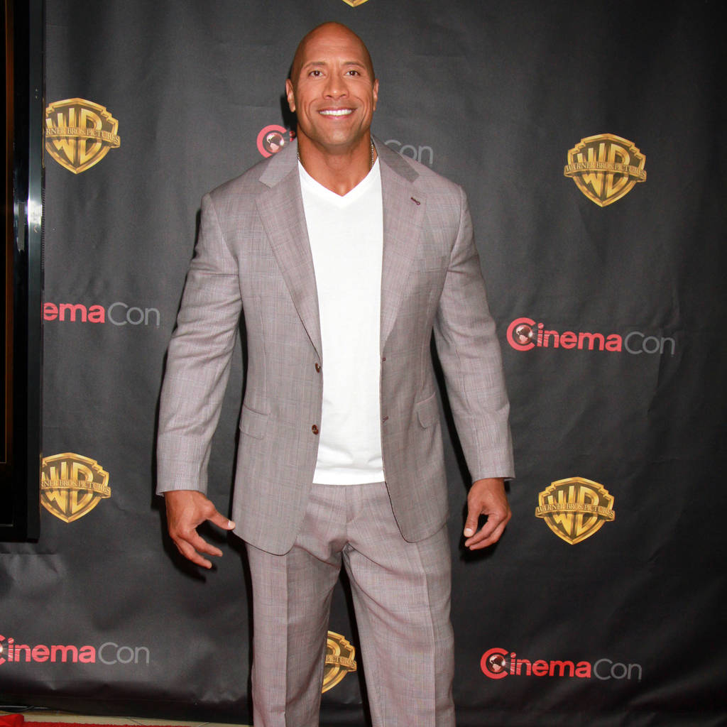 Bild von Dwayne 'The Rock' Johnson
