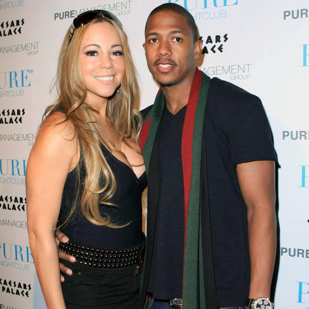 Bild von Mariah Carey und Nick Cannon