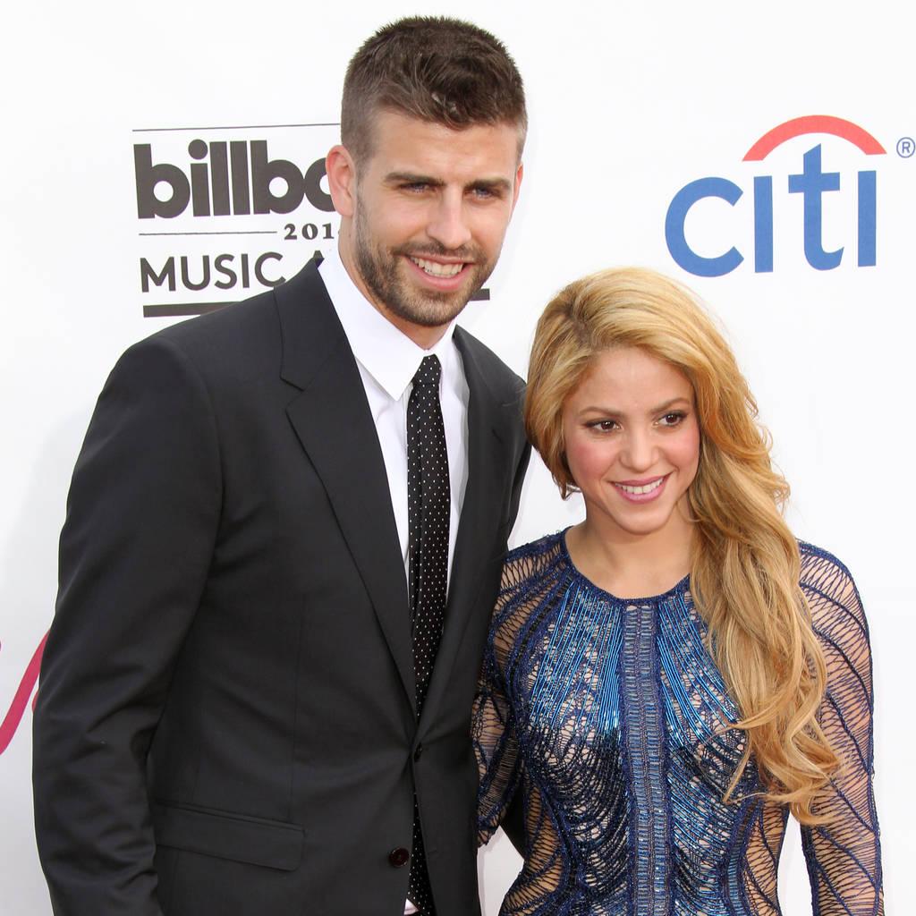 Bild von Gerard Pique und Shakira