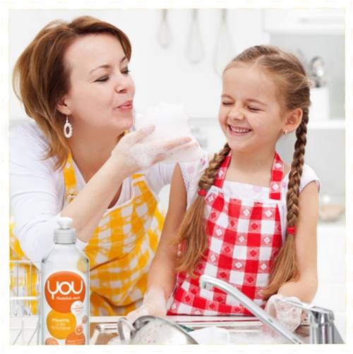 Produkttester gesucht: Probiert die nachhaltigen YOU® Reinigungsprodukte & gewinnt einen Staubsauger von Severin