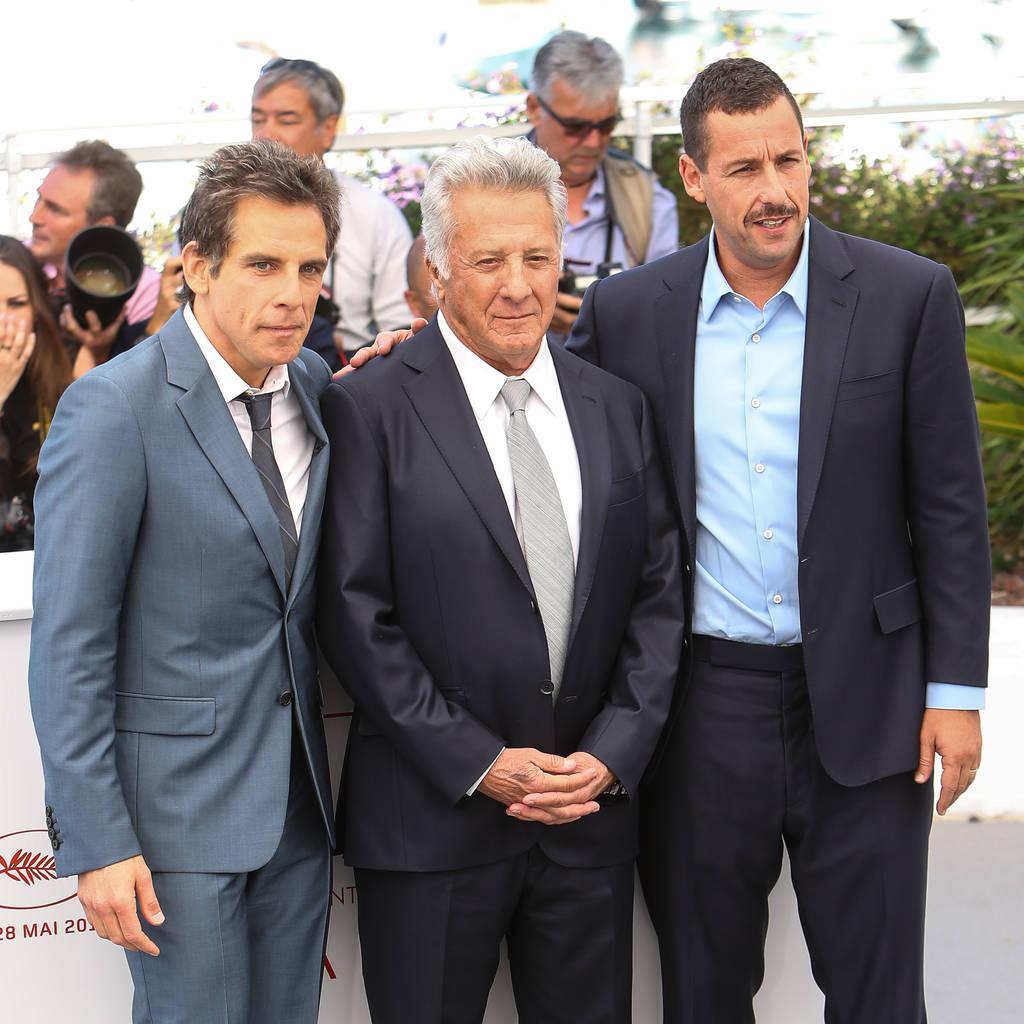 Bild von Ben Stiller, Dustin Hoffman und Adam Sandler