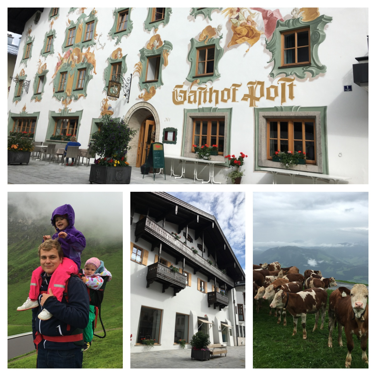 Unser Tipp: Tiroler Bergsommer in Sankt Johann im Hotel & Wirtshaus Post