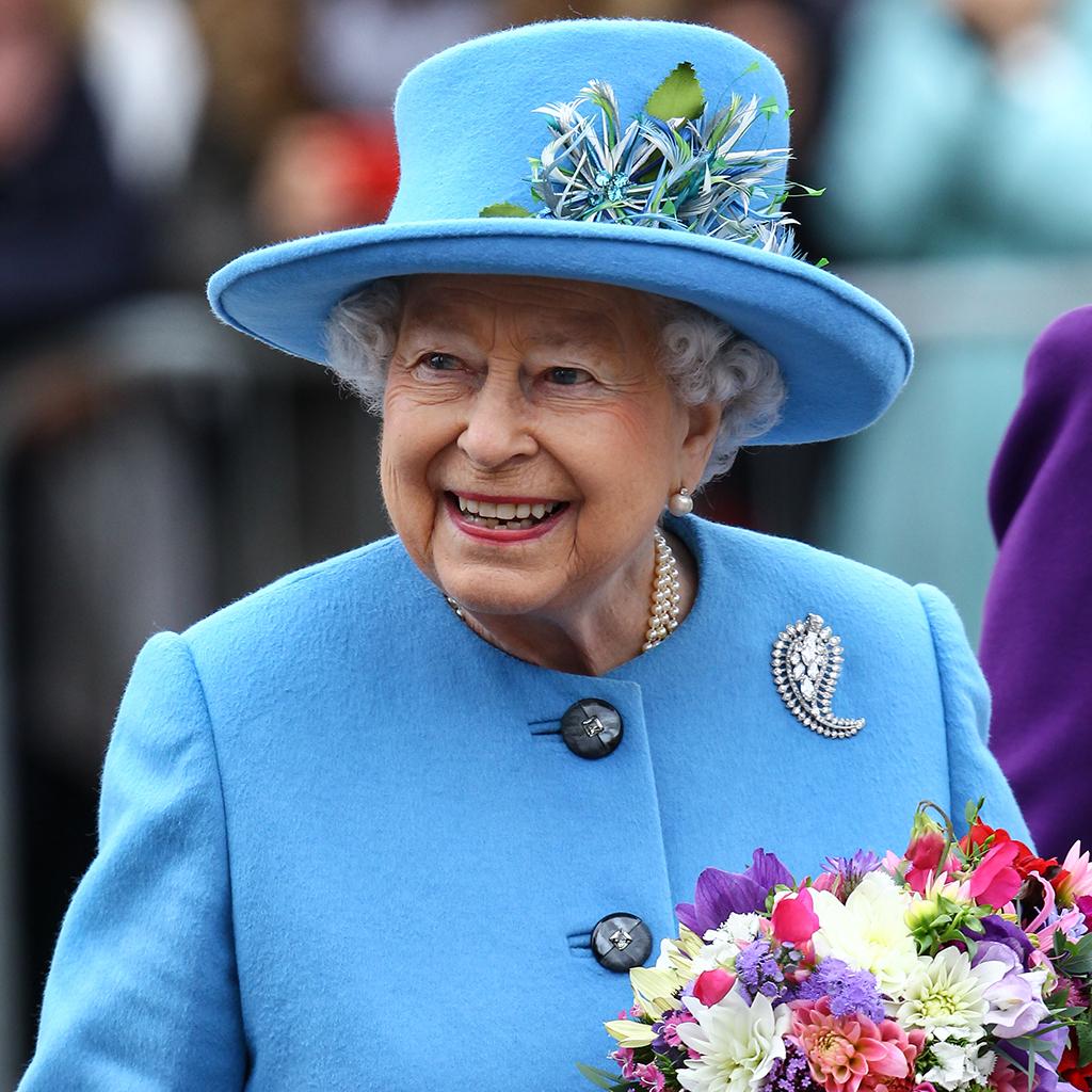 Bild von Queen Elizabeth II.