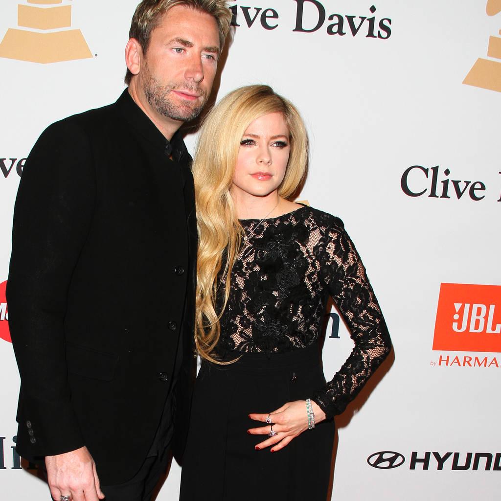 Bild von Chad Kroeger und Avril Lavigne