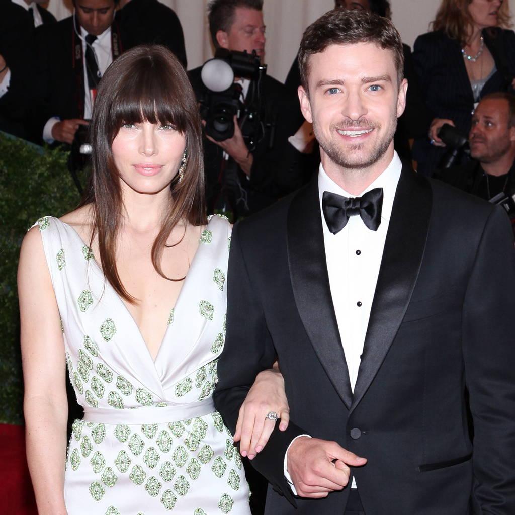 Bild von Jessica Biel und Justin Timberlake