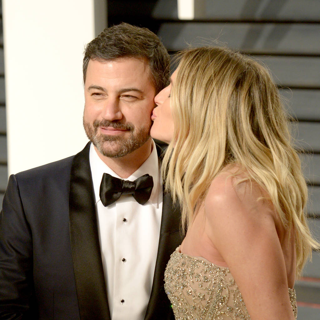Bild von Jimmy Kimmel und Molly McNearney