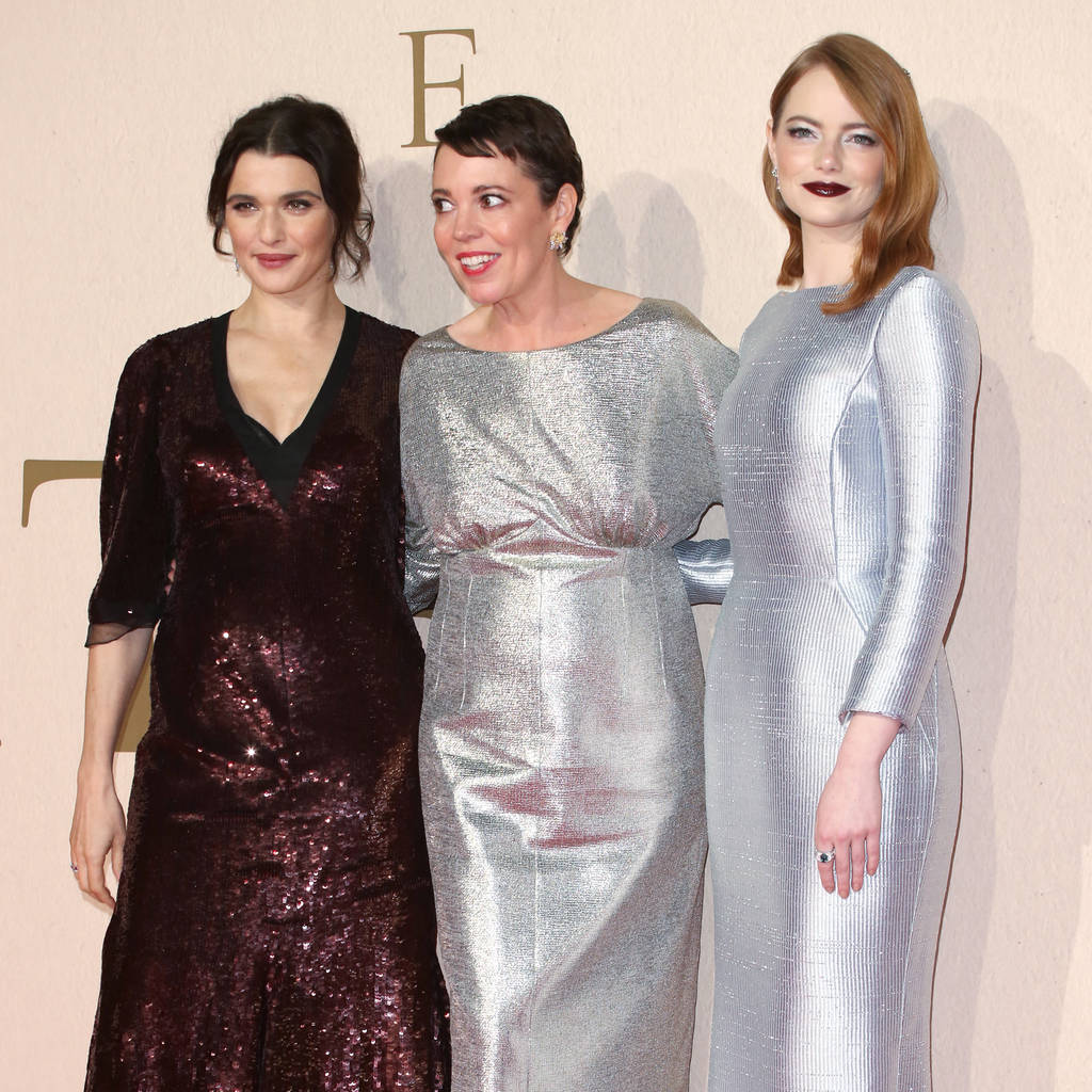 Bild von Rachel Weisz,Olivia Colman und Emma Stone
