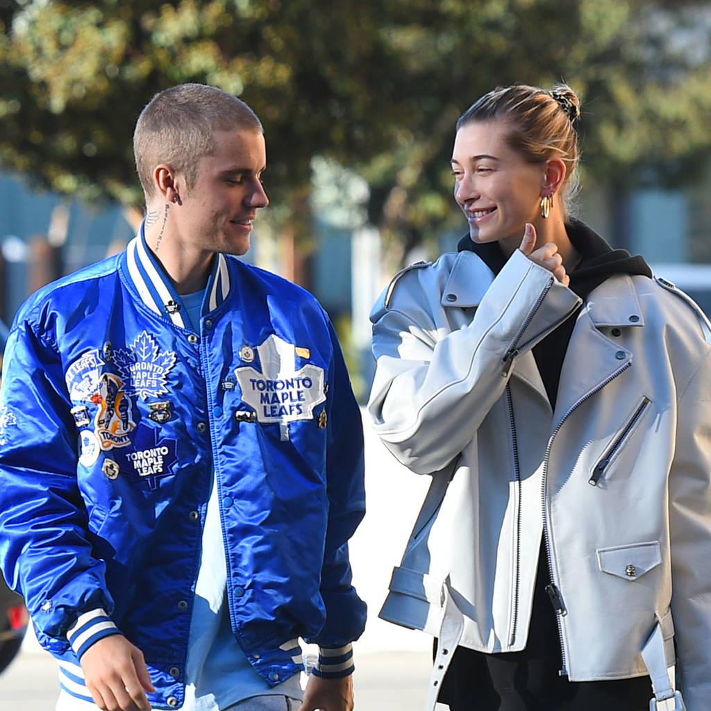 Bild von Justin und Hailey Bieber