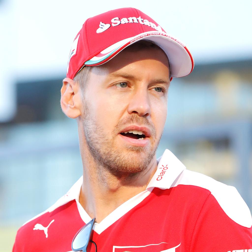 Bild von Sebastian Vettel