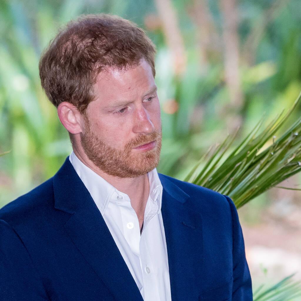 Bild von Prinz Harry