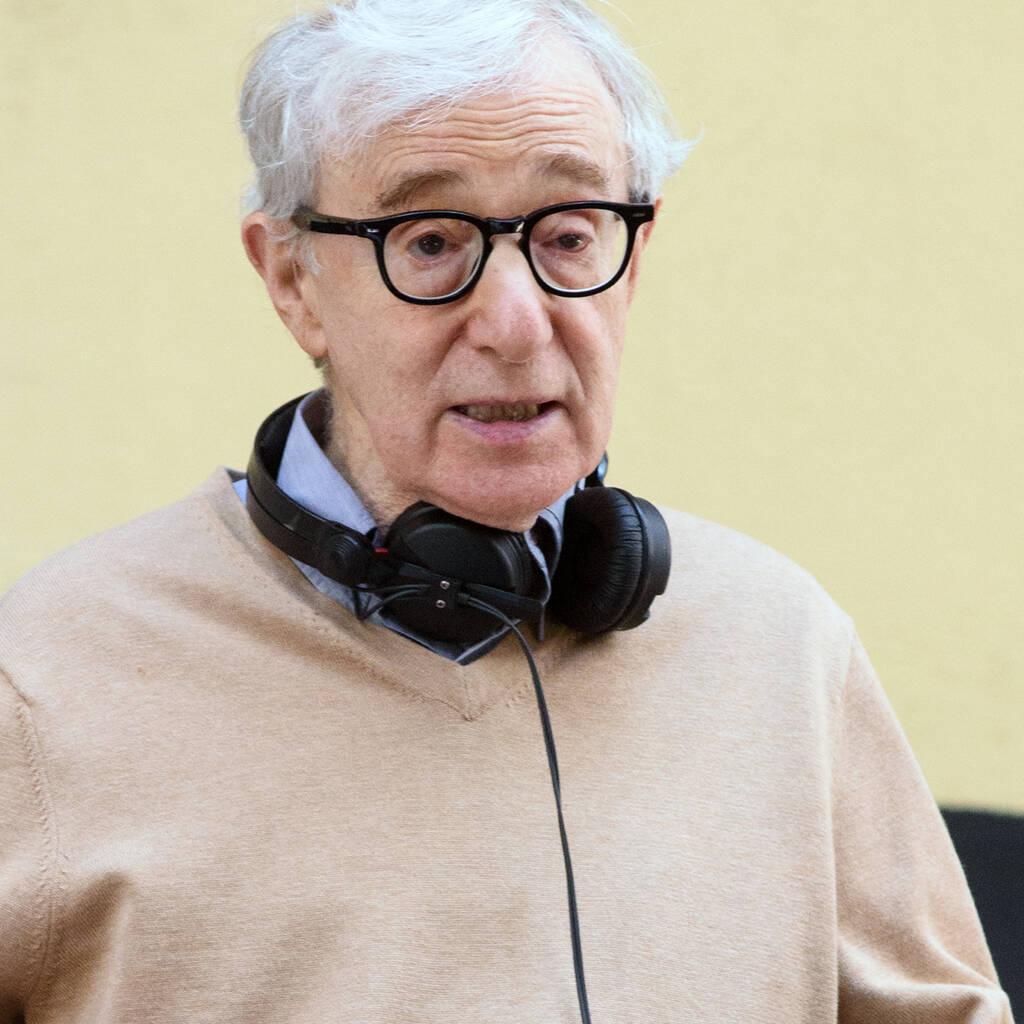 Bild von Woody Allen