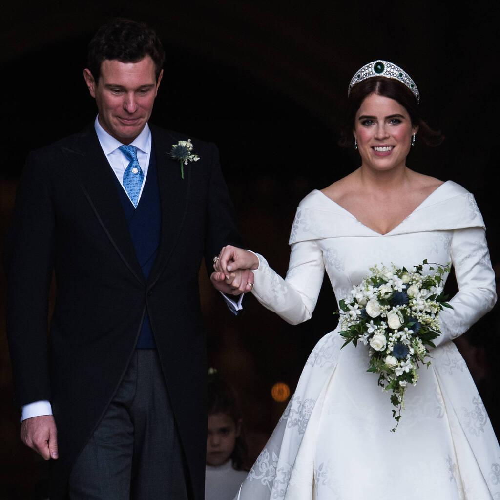 Bild von Jack Brooksbank and Princess Eugenie